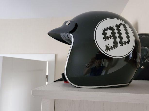 Nowy kask motocyklowy BMW Legend nineT