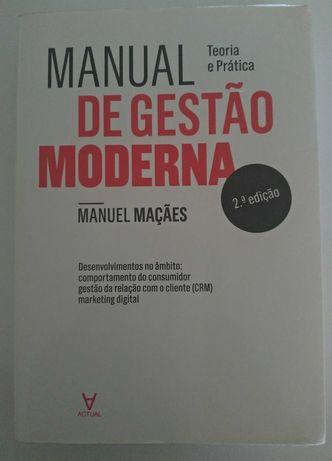 Manual de Gestão Moderna- 2ª Edição
