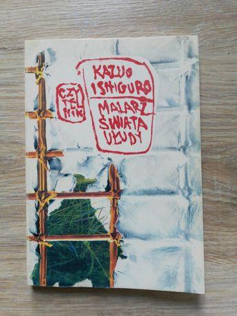 Książka malarz świata ułudy kazuo isiguro