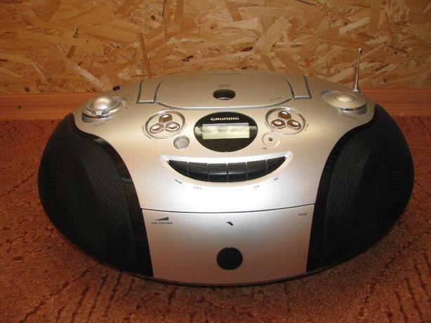GRUNDIG RRCD 3410 - радио касетный магнитофон с СD