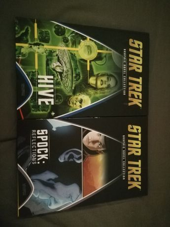 Vendo/troco graphic novel star trek, livro, comic