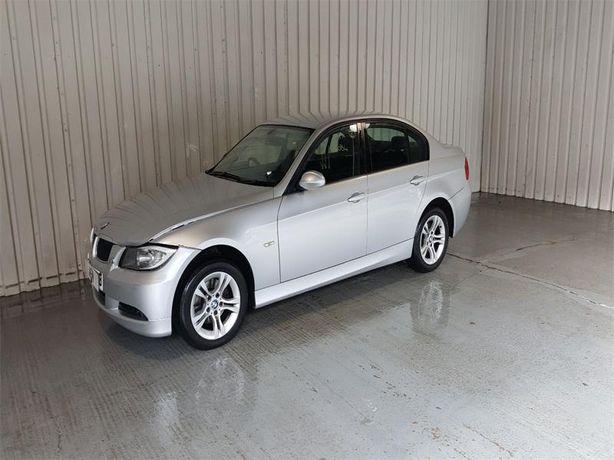 BMW E90 E91 Maska Zderzak Drzwi Klapa Błotniki TITANSILBER OKAZJA!!!