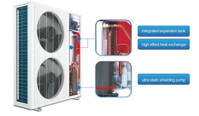 Pompa ciepła inwerter 22kW (16,8 kW) NE- 380V spr.Mitsubishi