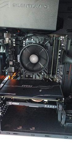 Chłodzenie AMD 3500x Cooler oem oryginał