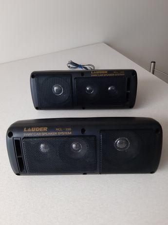 2 kolumny głośniki LAUDER  RCL - 330  3 Way Car  Speaker System.