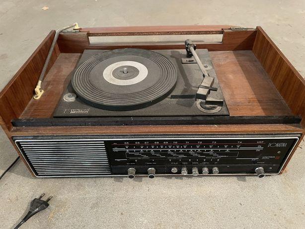 radio z gramofonem UNITRA DIORA Donatina