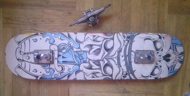 Скейт дека доска скейтборд skate +