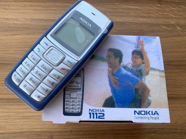 Мобильный телефон Nokia 1112, 1110i (синий цвет, новый)