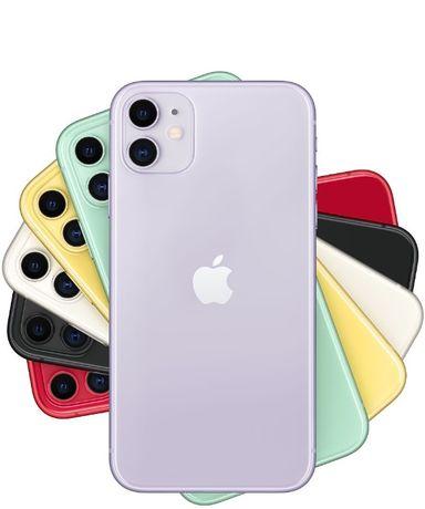 Apple iPhone (Айфон) 11, 64/128/256Gb по супер цене! Гарантия 1 Год!
