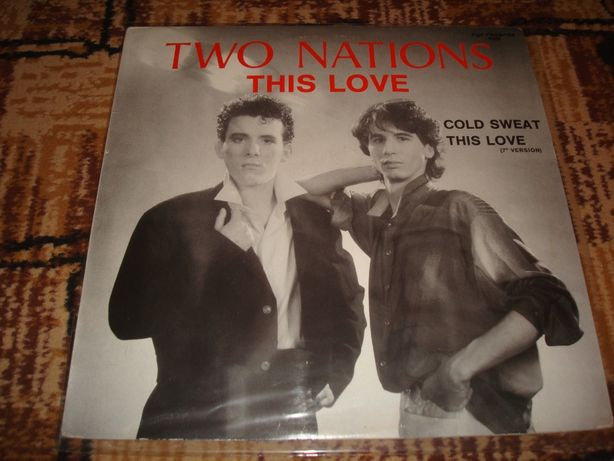 Płyty winylowe Two Nations -This Love Italo Disco