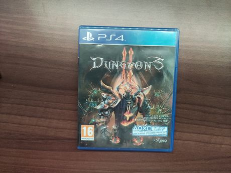 Dungeons II 2 gra PlayStation 4 PS4