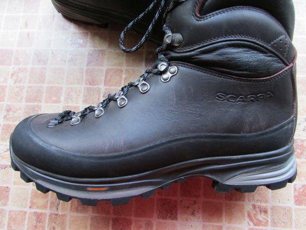 Ботинки Scarpa SL Active кожа длина по стельке 29,2 см 45 размер