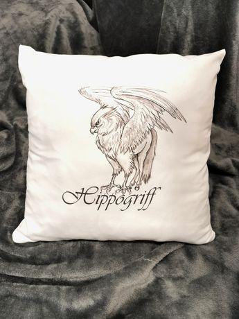 Poszewka poduszka Harry Potter Hipogryf Dziobek magiczne zwierzęta
