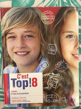 C'est Top!8 - Francês