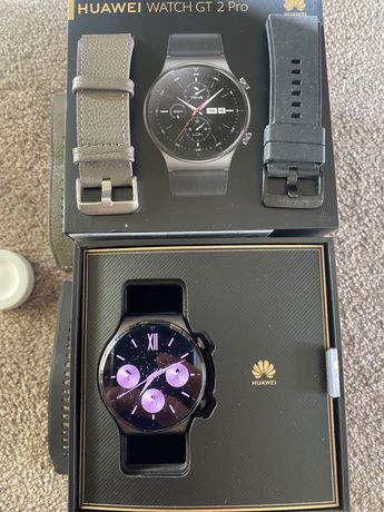 Huawei Watch GT2 Pro titanio ceramica smartwatch