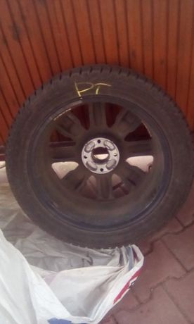 4 koła od samochodu Citroen C4 Cactus 205/50/17