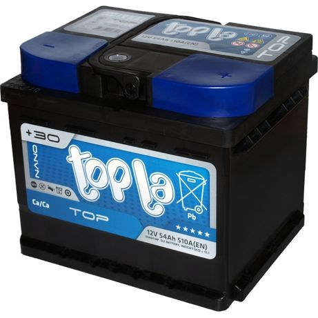 Akumulator TOPLA TOP 12 V 54 Ah 510 A (EN)