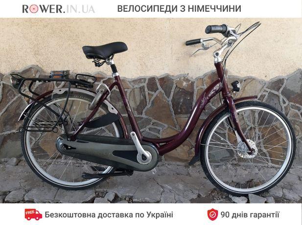 Велосипед жіночий алюмінієвий Sparta 26 G / Планетарна втулка