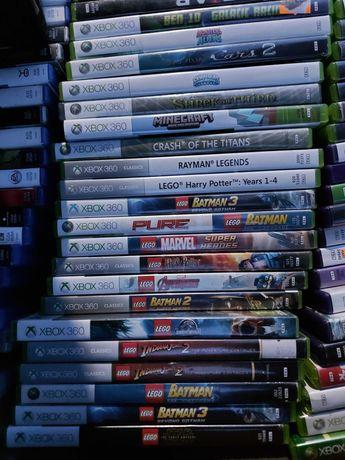 Super gry dla dzieci Xbox360 psp ps lego minecraft crash rayman kinect