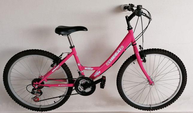 Bicicleta de menina roda 24