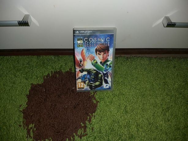 Ben 10 Ultimate Alien Cosmic Destruction na PSP.. polecam.. UNIKAT..