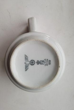 Чашка кофейная Вермахт. Свастика, вторая мировая.