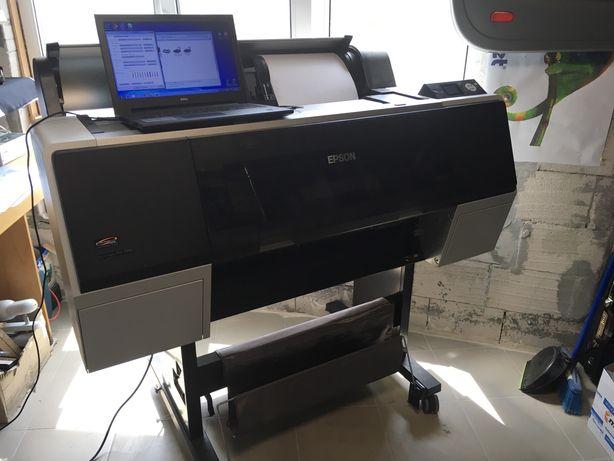 Широкоформатний принтер Epson Stulys Pro 7900
