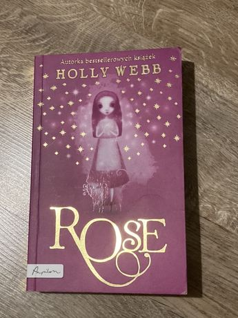 Książka Rose, Holly Webb