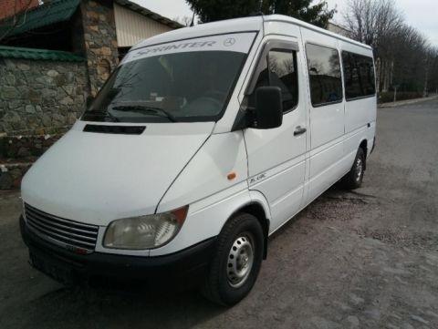 Продам микроавтобус Freightliner спринтер пассажирский 2002 год