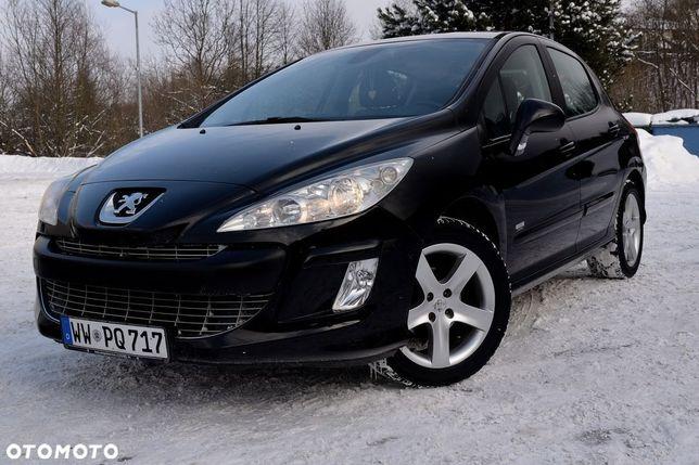 Peugeot 308 1.6 Benzyna Klimatronik NAVIGACJA OPŁACONA