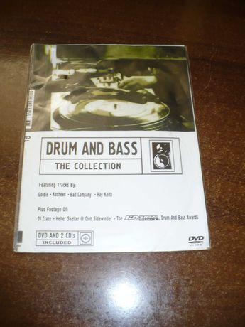 DRUM AND BASS THE COLLECTION, DVD, 2002, NÓWKA ! Wyprzedaż Kolekcji !
