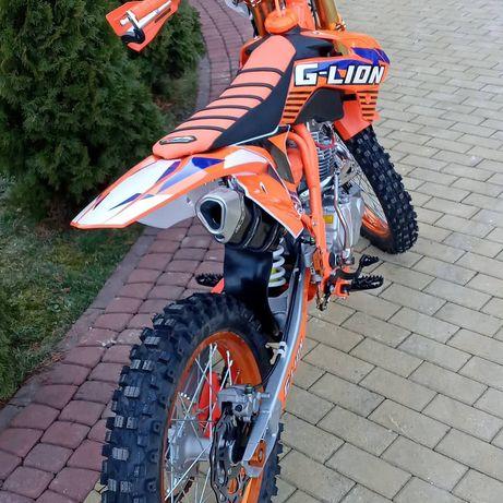 Мотоцикл крос ендуро 250 G-LION RX-250