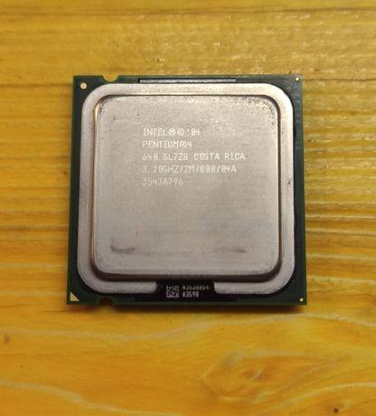 Pentium 4 640 a 3.2GHz socket775