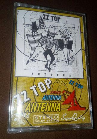 ZZ Top - Antena. Kaseta audio
