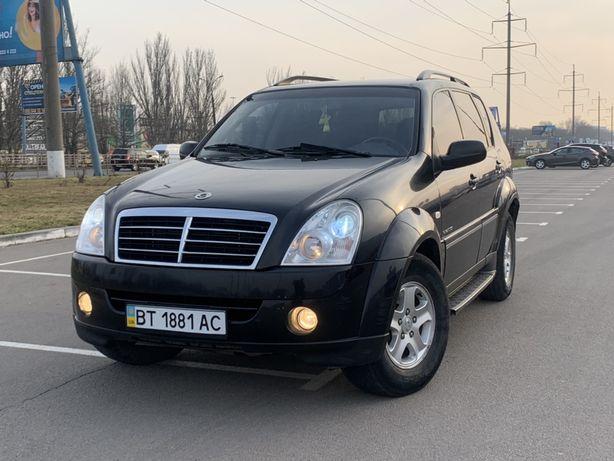 Продам SsangYong Rexton 2008 год 2.7 дизель