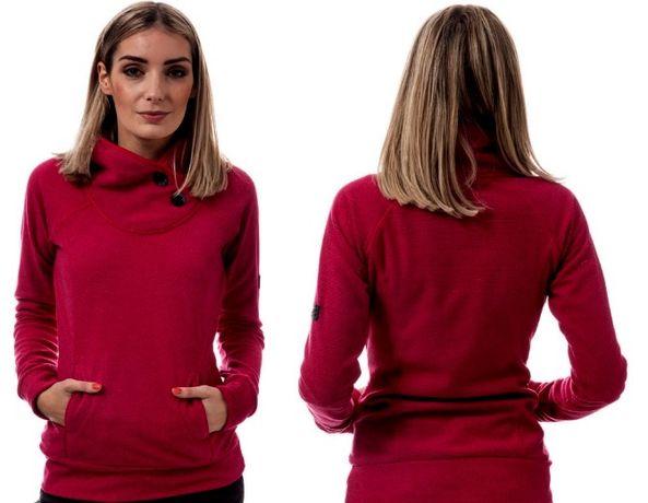 Bluza BERGHAUS UK 8 - Pavey Fleece Brand nowa polar outdoor