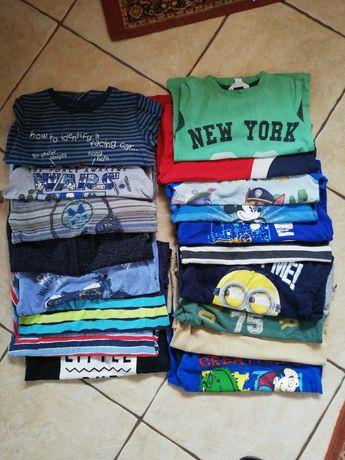 Sprzedam ubrania dla chłopca