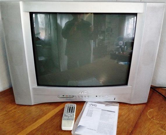 Телевизор JVC б/у в отличном состоянии!