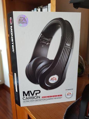 HeadPhones (com micro) Monster edição especial ea sports black (novo)