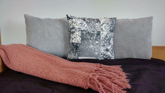 Poduszki dekoracyjne zestaw Velvet Grey