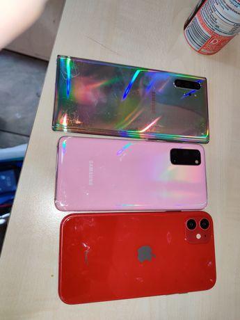 Atrapa iPhone 11 , S20 , Note 10+