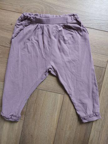 Spodnie dresy newbie 86