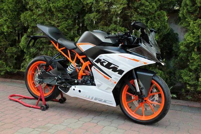 sprzedam motor KTM rc 390/125 kat B