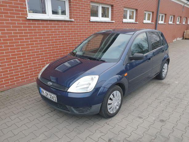 Ford Fiesta 2004 1.3 70KM benzyna Klima Ładny Stan z Niemiec