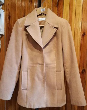 John Lewis nowy beżowy płaszcz jesień/zima M