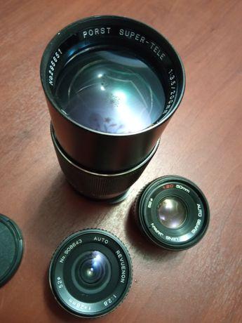 Мануальные объективы начинающему фотографу.