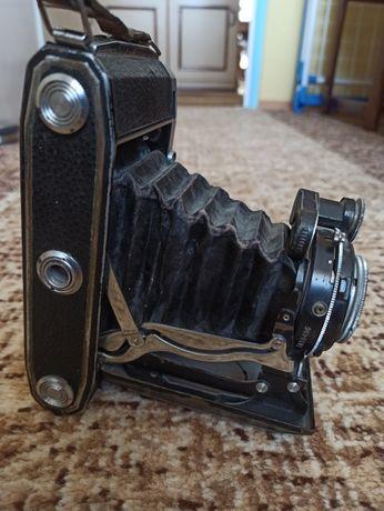 Zabytkowy aparat Moskwa 5 - 1945 - 1960 dla kolekcjonera
