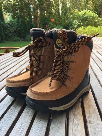 Timberland-buty zimowe ocieplane