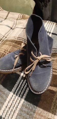 Туфлі замшеві на хлопчика