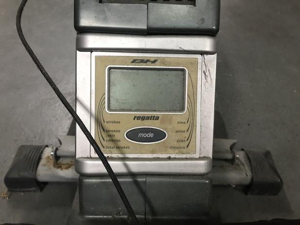 Maquina de remo BH fitness regatta (avariada - para restaurar)
